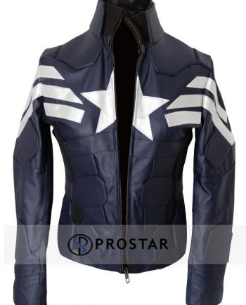 Captain America-jacket-for-women