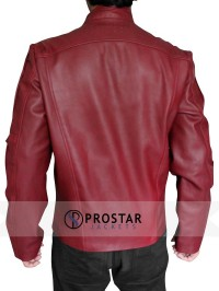 Chris Pratt Guardians of the Galaxy Jacket-back-pose