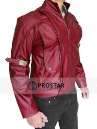 Chris Pratt Guardians of the Galaxy Jacket-side-pose