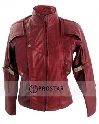 Guardian Of The Galaxy Female Jacket