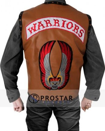 Micheal Beck The Warriors Vest 1