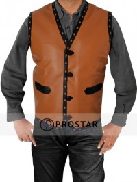 Micheal Beck The Warriors Vest