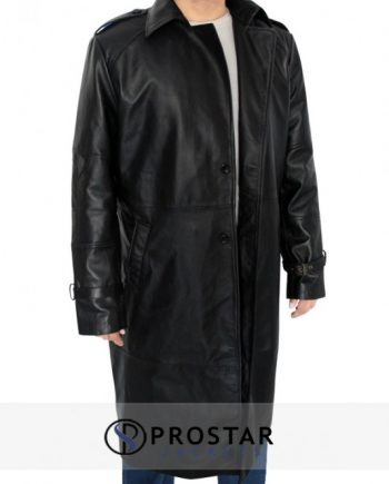 Nick Fury Captain America Coat 1