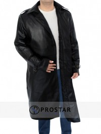 Nick Fury Captain America Movie Coat