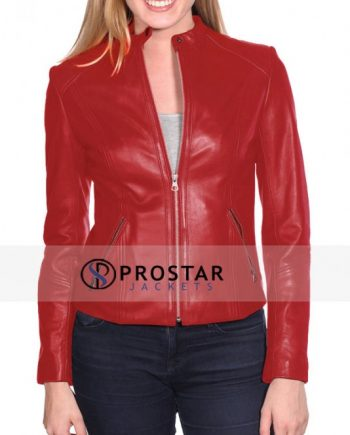 VINTAGE STYLE VALENTINE DAY FEMALE JACKET