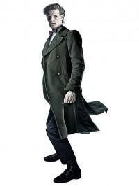 Matt Smith Eleventh Doctor Who Coat