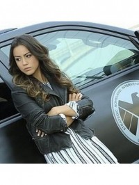 Agents of Shield Chloe Bennet Jacket