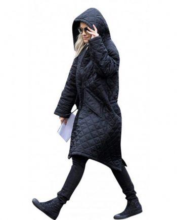 Rita Ora Trench Coat