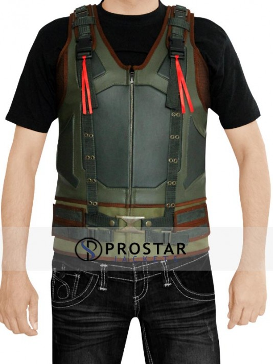 Tom Hardy The Dark Knight Rises Bane Vest