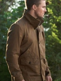 Oliver_QueenArrow Oliver Queen Stephen Amell Jacket