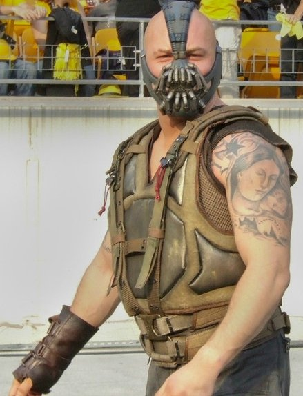 bane the dark knight rises actor