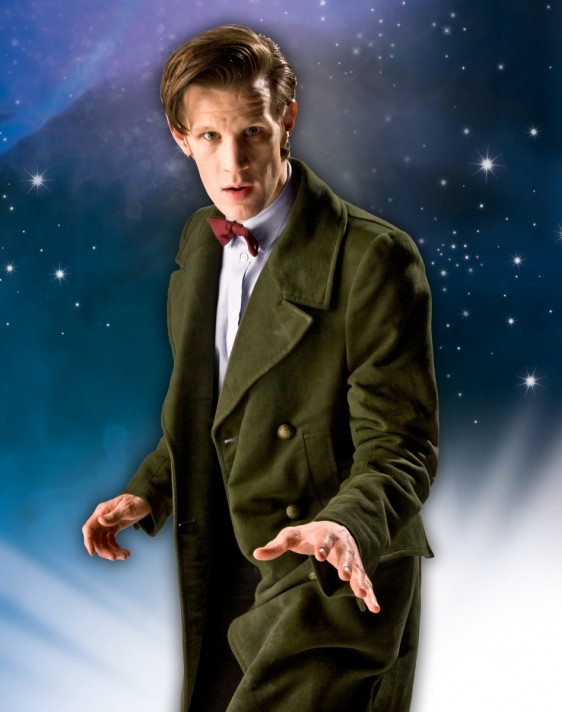 Eleventh Doctor Who Coat