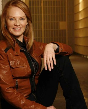 CSI Catherine Willows Marg Helgenberger Jacket