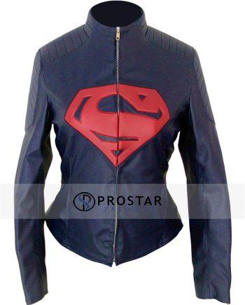 supergril Melissa Benoist Jacket