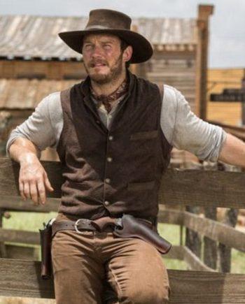 The Magnificent Seven Chris Pratt Vest
