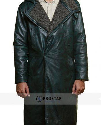 Blade Runner 2049 Shearling Coat