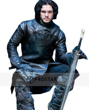 Games of Thrones Kit Harrington jacket