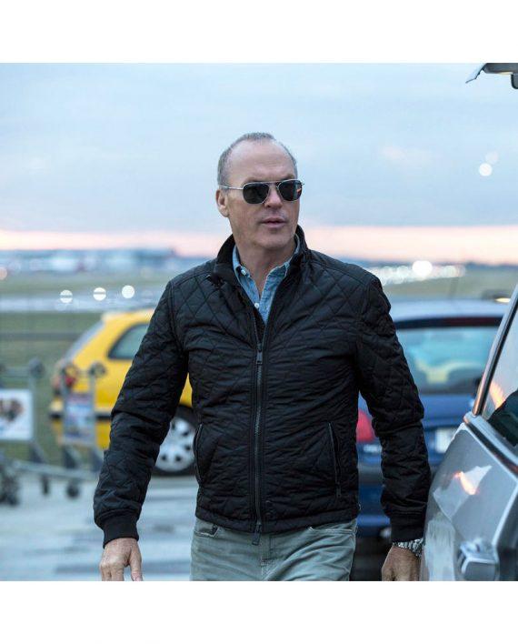Movie American Assassin Stan Hurley Jacket