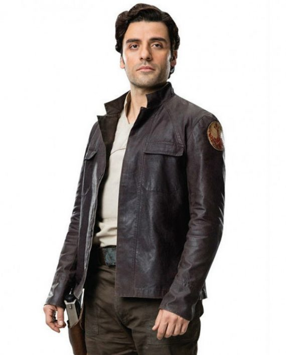 Poe Dameron Leather Jacket