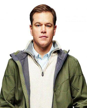 Matt Damon Downsizing Jacket