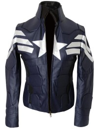 Captain America -The Winter Soldier Jacket For Females