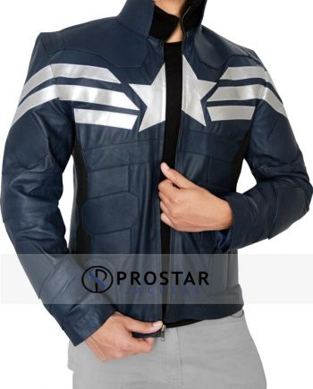 Captain America-The Winter Soldier-jacket
