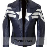 The Winter Soldier Captain America Jacket For Females