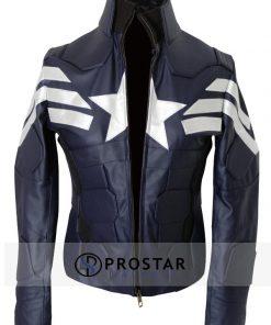 Captain America-jacket-for-women