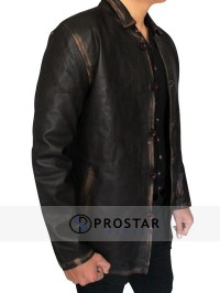 Dean Winchester Supernatural Jacket-side