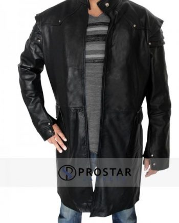 Hansel And Gretel Geremy Renner Leather Coat