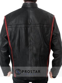 REAL LEATHER N7 MASS EFFECT JACKET-back