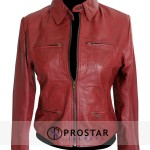 Red Emma Swan Once Upon a Time Jacket