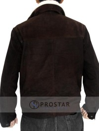 The Walking Dead Rick Grimes Jacket-back