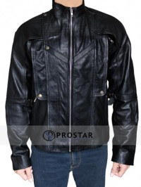 Chris Pratt Guardians Of The Galaxy Jacket Black