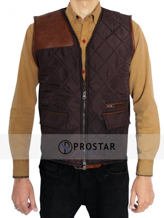 David Morrissey The Walking Dead Governor Vest