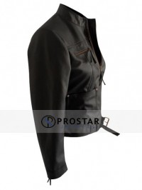 Emma Swan Once Upon  A Time Jacket Black 2