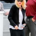 Super Stylish Gwen Stefani Jacket