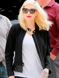 Gwen Stefani cotton Jacket