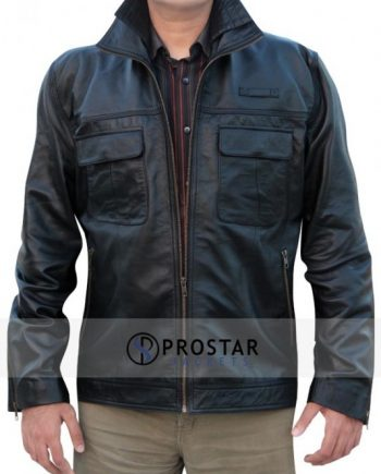 Joseph Morgan The Originals Leather Jacket