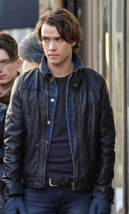 Movie If I Stay Jamie Blackley Jacket