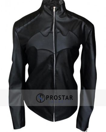 New Batman Begins Female Jacket