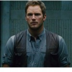 Owen Chris Prat Jurassic World Vest