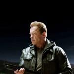 Terminator Genisys Arnold Leather Jacket