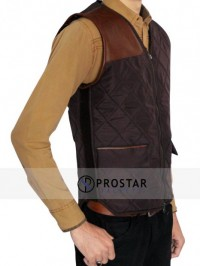 The Walking Dead Governor Satin Vest