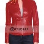 Vintage Style Valentine Day Female Jacket