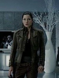 TOTAL RECAL LEATHER JACKET