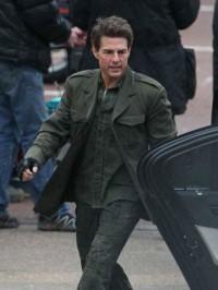 Tom Cruise Edge of Tomorrow Coat
