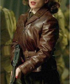 Peggy Carter Captain America Jacket