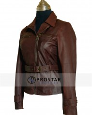 Captain America Jacket Pegy Carter Jackety