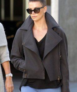 Charlize Theron Jacket